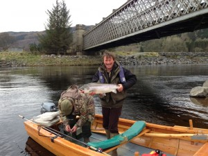 2nd May 2013 - Walter Alexander 14lb Springer